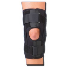 "Gripper Hinged Knee Brace Coolflex 12"" Small"