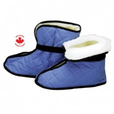Fleece Lined Booties, X-Large