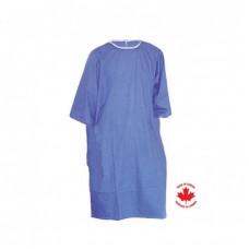 Men's Gown Blue