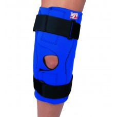 Neoprene Hinged Knee Wrap Large
