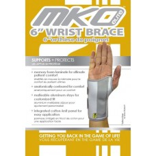 "MKO Elite 6"" Wrist Brace Left Medium"