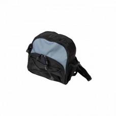 Mini Backpack for Kangaroo Joey Enteral Feeding Pump Black