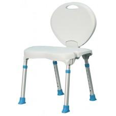 Aquasense Ergonomic Folding Bath Seat