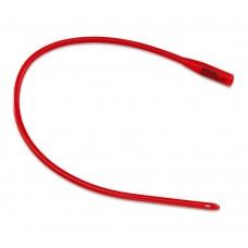 Dover Urethral Catheter Robinson Red Rubber 14 Fr