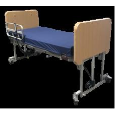 Halsa Standard Bed Package With Half Side Rails
