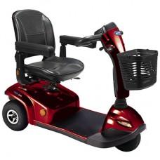 Leo 3 wheel red
