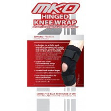 MKO Hinged Knee Wrap Medium