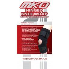 MKO Hinged Knee Wrap XXL