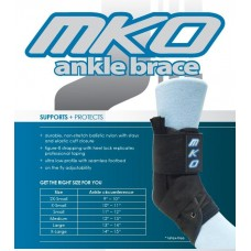 MKO Ankle Brace Extra Small