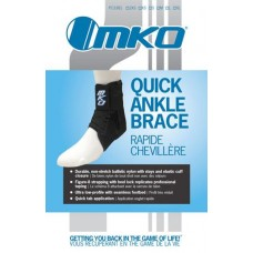 MKO Quick Ankle Brace Small