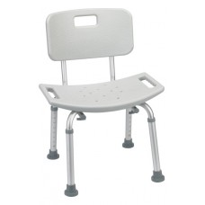 Deluxe Aluminum Bath Chair