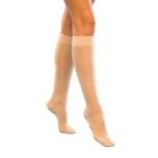15-20 Mmhg Knee Hi Ctoe Charcoal