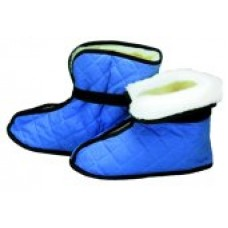 Fleece Lined Booties, Medium