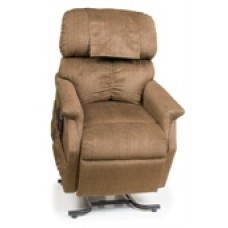 Golden Comforter Small Lift Chair With Foot Rest Extension
